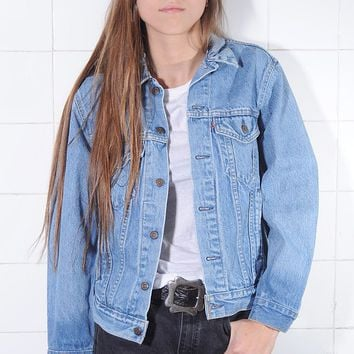 Vintage UNISEX - Levi's Denim Jacket USA