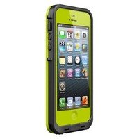 Lifeproof Fre Cell Phone Case for iPhone 5 - Lime (1301-07)