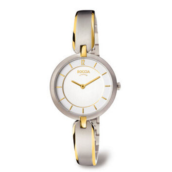 3164-03 Ladies Boccia Titanium Watch