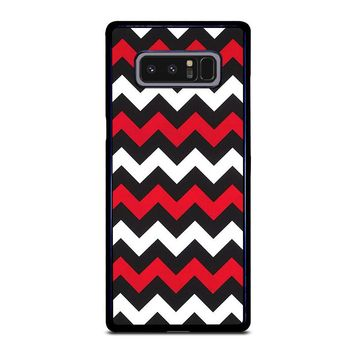 RILEY BLAKE CHEVRON PATTERN Samsung Galaxy Note 8 Case Cover