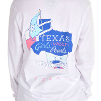Lauren James Texas Longsleeve