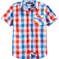 Tommy Hilfiger Boys' Asher Check Shirt