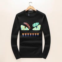 ONETOW Boys & Men Fendi Top Sweater Pullover