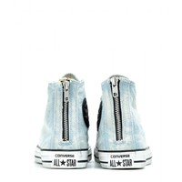 Chuck Taylor Back Zip high-top sneakers