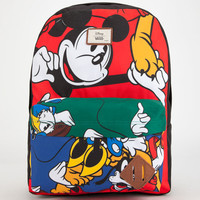 Vans Disney Mickey & Friends Old Skool Backpack Multi One Size For Men 25716295701