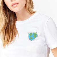 Love Your Planet Graphic Tee