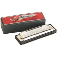 Hohner 34B Old Standby Diatonic Harmonica - Key of F
