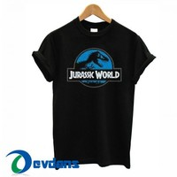 Jurassic World T Shirt Women And Men Size S To 3XL