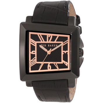Ted Baker Mens Strap TE1072 Watch