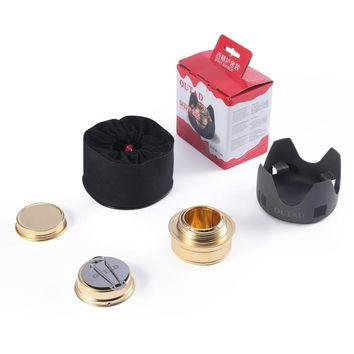 Alcohol Windproof Camping Stove