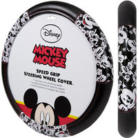 Walmart: Plasticolor Disney Mickey Mouse Expressions Steering Wheel Cover
