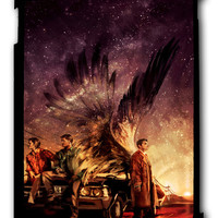 Supernatural Painting Art Ipad Case, Available For Ipad 2, Ipad 3, Ipad 4 , Ipad Mini And Ipad Air