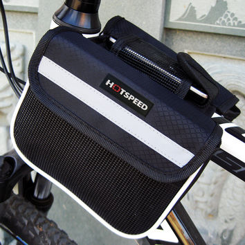 Bicycle on the tube package mountain bike saddle bag outdoor sports [10152007052]