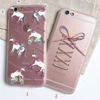 Original Unicorn iPhone 5se 5s 6 6s Plus Case Cover Gift 313