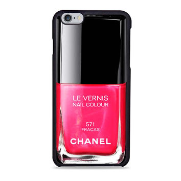 Chanel Nail Polish Fracas Unique Iphone 6 Cases