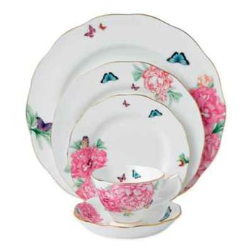 Miranda Kerr for Royal Albert Friendship Dinnerware Collection