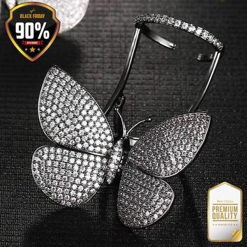 Unique Design Butterfly Shaped RING