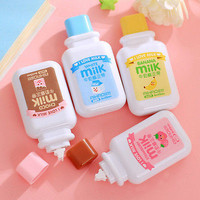 Cute milk correction tape material kawaii stationery office school supplies 6MHU