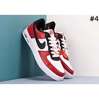 NIKE AIR FORCE 1 Tide brand retro hit color men and women models wild sports shoes #4