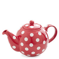 ModCloth Steep It Up! Teapot