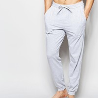 Hugo Boss Cuffed Joggers In Slim Fit at asos.com