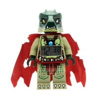 LEGO(R) Legends Of Chima Cragger Alarm Clock