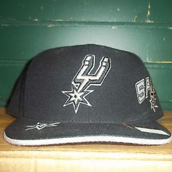 innovative design 020c1 62023 SAN ANTONIO SPURS (REEBOK) NBA FITTED HAT, (YOU PICK ONE)