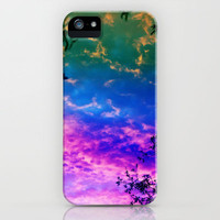 Rainbow Forest iPhone Case by Beth - Paper Angels Photography | Society6