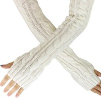 Arm Warmers Long Gloves