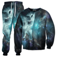 Galaxy Cat Tracksuit