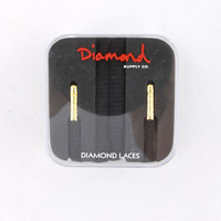 Diamond Supply Co. - Diamond Shoe Laces - Black