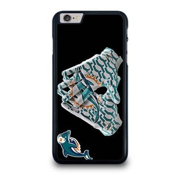 MIAMI DOLPHINS FOOTBALL iPhone 6 / 6S Plus Case Cover