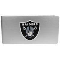 NFL - Oakland Raiders Logo Money Clip