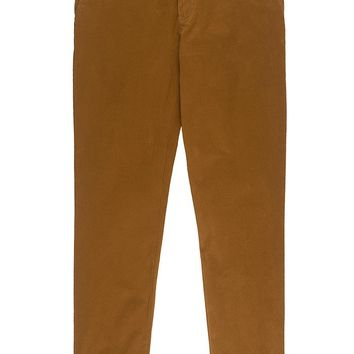 Caramel Bowie Stretch Chino Pant