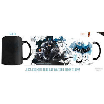 Batman Arkham Knight Morphing Mug
