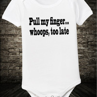 Offensive Baby Shirt Funny Onesuit Newborn Creeper 6 12 18 24 Months Sizes Infant Tshirt
