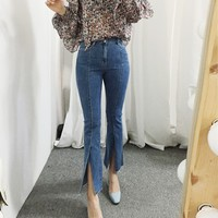 Top Skill Bootcut Jeans