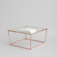 Iacoli & McAllister — Frame Coffee Table, Copper