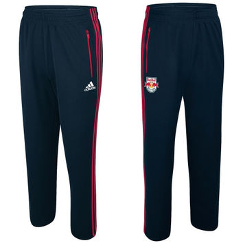 adidas New York Red Bulls Sideline Pants - Navy Blue