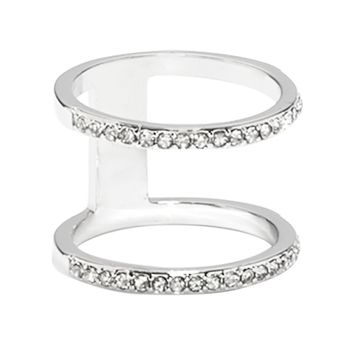 Vince Camuto Double Band Ring