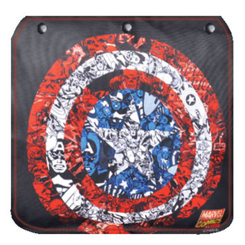 Avengers Captain America Shield Collage Flap for Messenger Bag