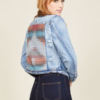 Camp Take It Anymore! Jacket | Mod Retro Vintage Jackets | ModCloth.com