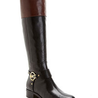 MICHAEL Michael Kors Shoes, Fulton Harness Boots - Shoes - Macy's