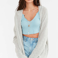 BDG Ivy Open Cardigan - Urban Outfitters
