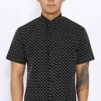 CBNC, White Dot S/S Button-Up Shirt - Button-Ups - MOOSE Limited