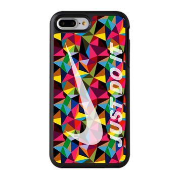 Nike Just Do It Geometrick iPhone 8 Plus Case