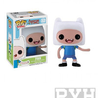 Funko Pop! TV: Adventure Time - Finn - Vinyl Figure
