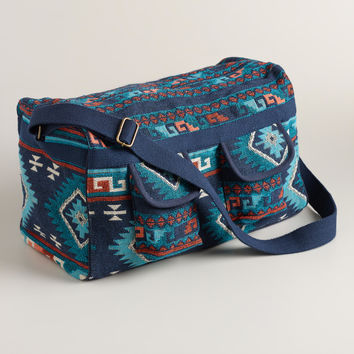 Cool Tribal Weekender Bag - World Market