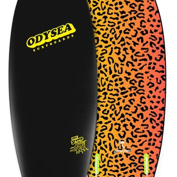"Catch Surf Odysea 5'0"" Stump Quad Black"