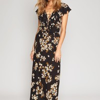AMUSE SOCIETY - Alana Dress | Black Sands